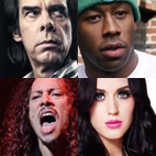 Nick Cave, Katy Perry, Metallica's Kirk Hammett and Tyler, the Creator to Be Featured on Concept Album