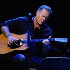Metallica Delivers Acoustic Performance of Deep Purple, Beatles, Ozzy Classics, Footage Surfaces