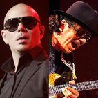 Santana: 'Pitbull Is the New Queen and Rolling Stones of Today'