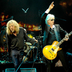 Led Zeppelin Sued for Plagiarizing Spirit Song in 'Stairway to Heaven'