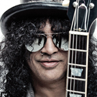 Slash Releasing New Album 'World on Fire' in September, Presents Cover Artwork