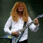Dave Mustaine Covers Jimi Hendrix's National Anthem Rendition for 'America' Movie