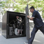 Death Metal Band to Play in Airtight Cube Until They Run Out of Oxygen