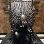 Anthrax to Record in Westeros Throne Room