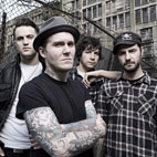 The Gaslight Anthem Warn Fans That New Album 'Get Hurt' Is 'Completely Different'