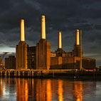 Power Station on Pink Floyd's 'Animals' Cover to Become Luxury Housing Complex