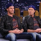 Will Ferrell and Chad Smith 'Settle the Score', Cover the Rolling Stones