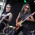 Metallica Announce Week-Long Residency at 'Late Late Show With Craig Ferguson'