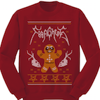 Foo Fighters Present Emperor-Inspired Ugly Christmas Sweaters