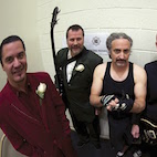 Faith No More Are Mixing Their New Album Right Now, And They're Happy