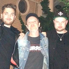 Lars Ulrich Joins Royal Blood Onstage to Perform 'Out of the Black'
