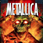 Metallica Biography Comic Book to Be Released, Complete With Questionable Artwork