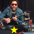What a Time to Be Alive: Lenny Kravitz's Penis Pops Out During Concert, And You Get to See If It's Bigger Than Yours