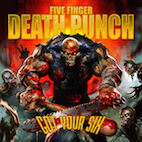 Five Finger Death Punch Streaming New Album 'Got Your Six' in Full
