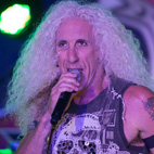 Dee Snider Berates Europe Roadies for Playing During Twisted Sister Set