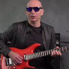Joe Satriani Explains How to Improvise on Guitar: You Need to Know How to Wrap It Up