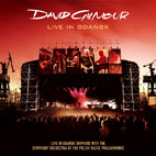 David Gilmour: 'Live in Gdansk' Album