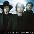 The Secret Machines: New Album Tracklisting