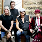 AC/DC 'Black Ice' Tops UK Chart