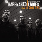 Barenaked Ladies: All In Good Time Tab Songbook Released