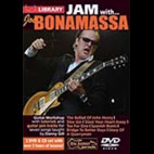 Lick Library Release Jam With Joe Bonamassa