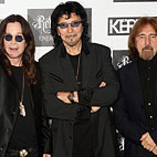Black Sabbath 'Six Tracks' Into Recording New Album - Without Bill Ward