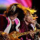 Aerosmith 'Barely Talking To Each Other'