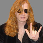 Dave Mustaine Goes On Rant Against Men's Wearhouse Clothing Chain