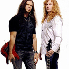 Mustaine: 'Chris Broderick Is The Best Guitarist I've Ever Played With'