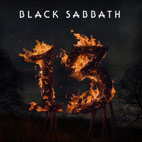 Black Sabbath Reveal '13' Cover Artwork