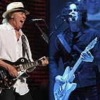 Jack White and Neil Young Cut Tracks in Third Man Vinyl Booth
