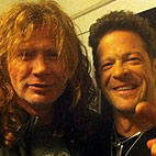 Jason Newsted Joins Megadeth on Stage for Performance of Metallica Classic