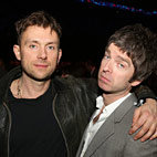 Alex James Says Damon Albarn and Noel Gallagher Are 'Working Together on a Lot of Stuff'