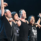 Metallica Talk Making of 'Through the Never:' 'It Was Trial and Error'