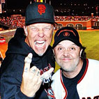 James Hetfield: 'Lars and I Are Complete Opposites'