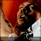 Axl Rose Sign New Deal