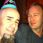 Metalocalypse Creator and Anthrax's Scott Ian Enter Studio: 'Writing Best Worst Song Ever'