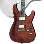 Schecter Guitar Research Announces the Return of an Old Favorite, the C-1 Classic