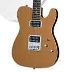 Schecter Guitar Research Announces the 'PT Metallic Gold' as Part of Its New Guitar Line for 2014