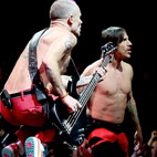 Red Hot Chili Peppers Revealed Unplugged Gear Usage on the Super Bowl Half-Time Show