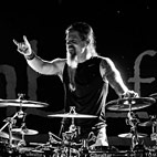 Lamb of God Drummer Up for Performing in Space: 'How Will I Play Drums in Zero Gravity?'