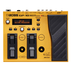 Boss Unveils GP-10 Guitar Processor