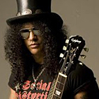 Slash Teases 'World on Fire' Title Track, Full Single Dropping on Friday 13