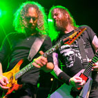 Kirk Hammett Confirms Guest Appearance on Exodus Album