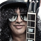 Slash Streaming New Album 'World on Fire'
