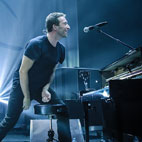 Coldplay to Release Concert Film 'Ghost Stories Live 2014'