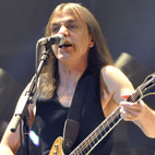 AC/DC Couldn't Show Pity to Malcolm Young