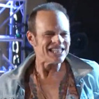 David Lee Roth Bursts Nose on TV Stage