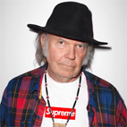 Neil Young Posts New Song Critisizing Starbucks