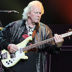 Yes Bassist Chris Squire Passes Away at 67